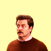 Parks and Recreation photo probably with a portrait titled P&R