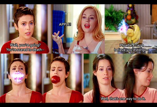 PIPER, PAIGE AND PHOEBE <3
