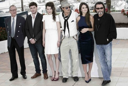 POTC:OST Press Conference During 64th Annual Film Festival - May 14 , 2011