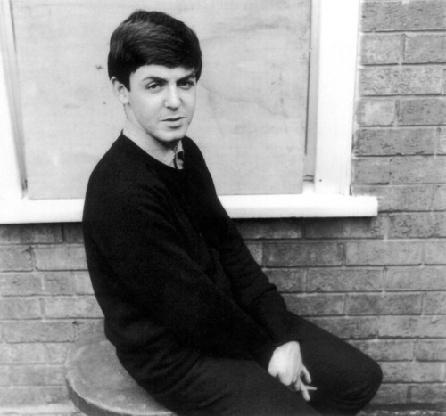 Paul McCartney :]