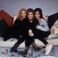Phoebe, Rachel & Monica