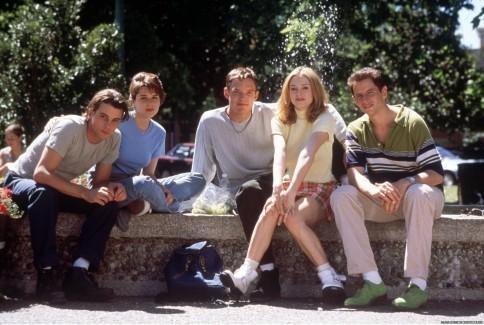 Randy,Tatum,Billy,Stu and Sidney