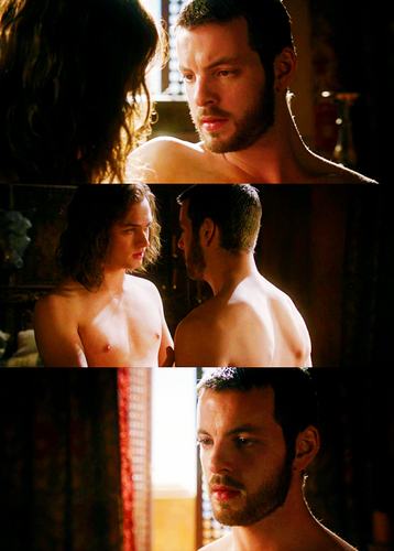 Renly & Loras