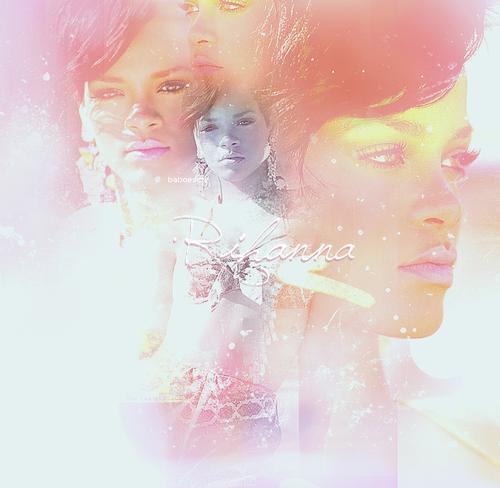 Rihanna shabiki Art ❤