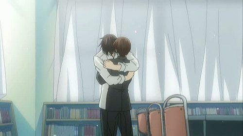 Ritsu and Masamune