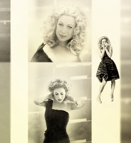 River Song { Alex Kingston }
