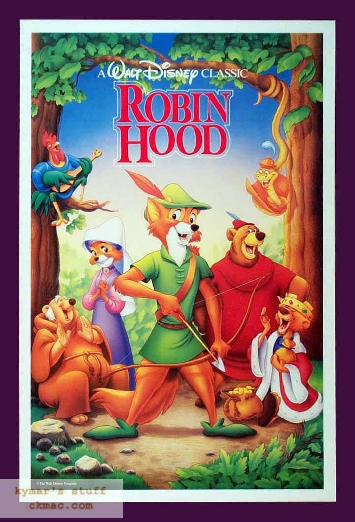 Walt Disney S Robin Hood Images Robin Hood Katie The Movie Hd