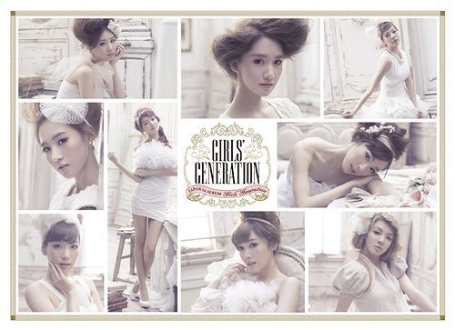 SNSD First Japan Album