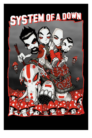 SOAD Posters