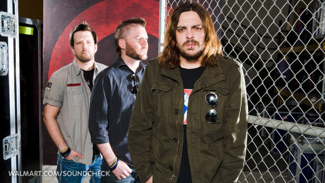 Seether on Walmart Soundcheck