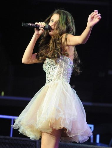Selena - Concerts & Tours - Wango Tango - Los Angeles, California - May 14, 2011