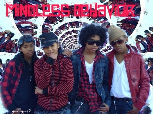 Sexy mindless behavior!!