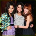 Shake it Up cast with Selena Gomez!