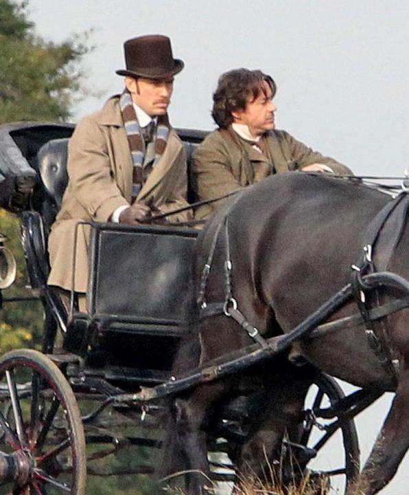 Sherlock Holmes2 - Robert Downey Jr. as Sherlock Holmes ...
