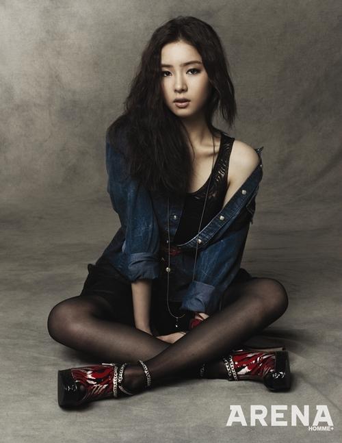 Shin Se Kyung For Arena
