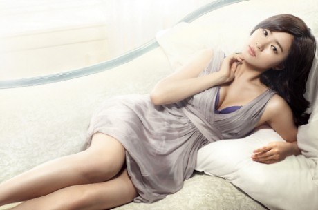 Shin Se Kyung For Vivien roupa interior