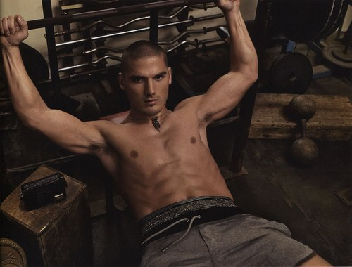 Shirtlessness | Kerry Degman