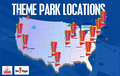 Six Flags Locations
