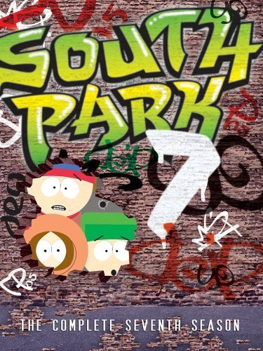 South Park season 7 DVD cover
