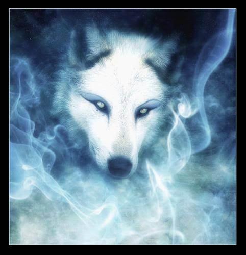 Spirit serigala