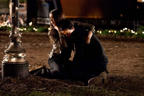 Damon and Stefan Salvatore wallpaper entitled TVD Finale Stills; 2x22, As I Lay Dying!