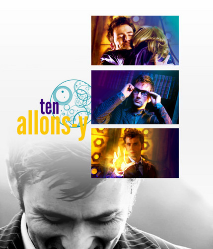 The Tenth Doctor wallpaper entitled The Tenth Doctor