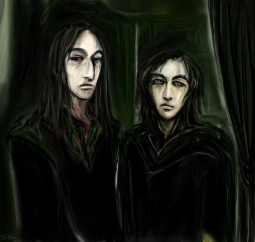 The bravest Slytherins