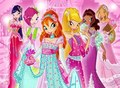 The winx wallpapers