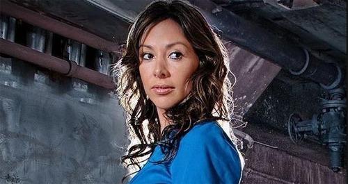 Torchwood wolpeyper probably containing a kalye entitled Arlene Tur as Dr Vera Juarez
