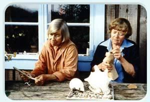 Tove Jansson and Tuulikki Pietilä