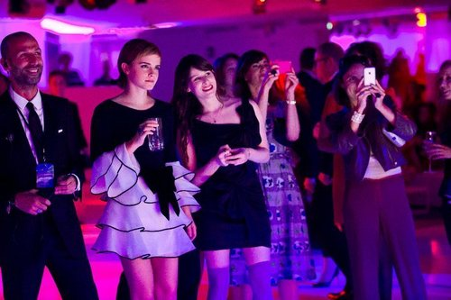 Trésor Midnight Rose Release Party in Paris