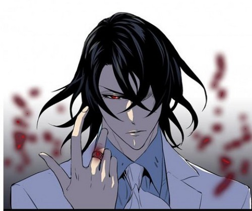 Noblesse Manga Wallpaper Probably Containing Anime Called True Noblesse