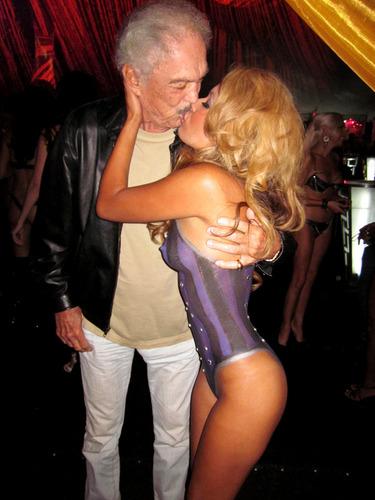 Vanessa Goodmanson and Keith Hefner
