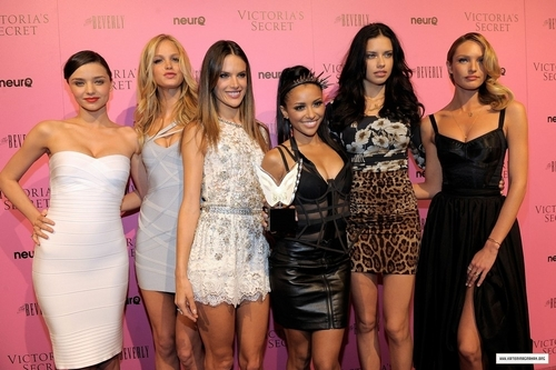 "Victoria's Secret's 6th Annual ""What Is Sexy? List: Bombshell Summer Edition"" Celebration"