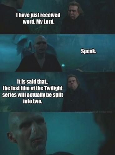 Voldemort Funnies!