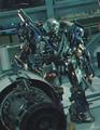 Wheeljack Robot Mode