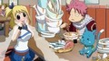 a funny couple - natsu-x-lucy screencap