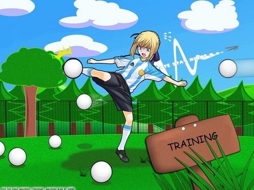 Anime football