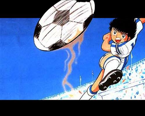 anime soccer