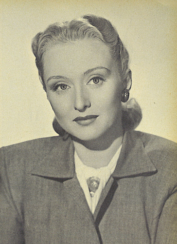 Classic Movies wallpaper possibly containing a pea jacket entitled celeste holm
