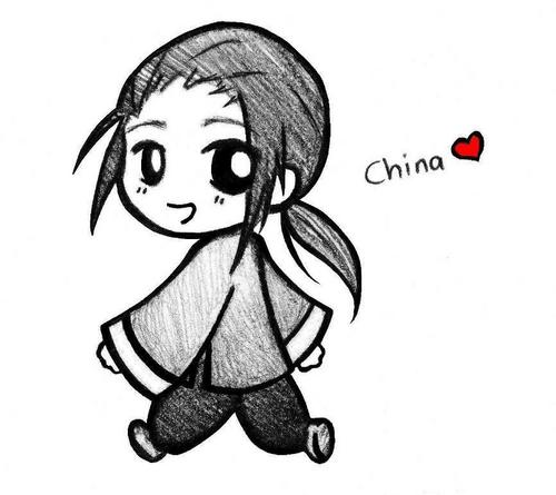 chibi china loves آپ all