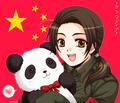 china and