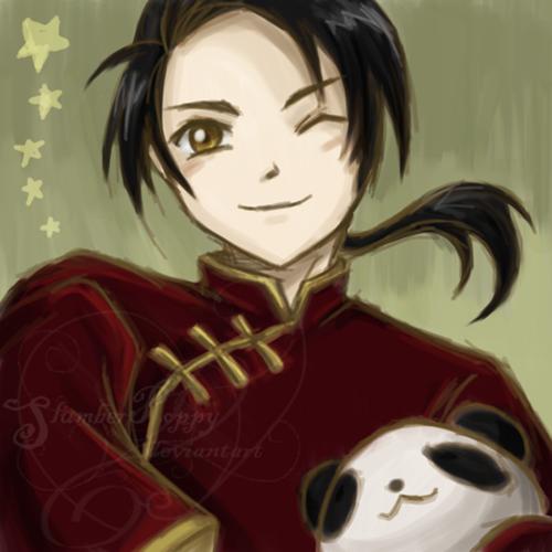 china あなた must 愛 パンダ