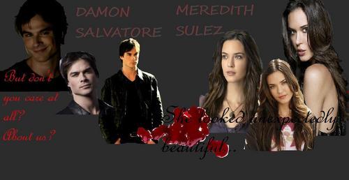 damon and meredith