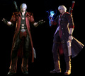 dante and nero - devil-may-cry-4 photo