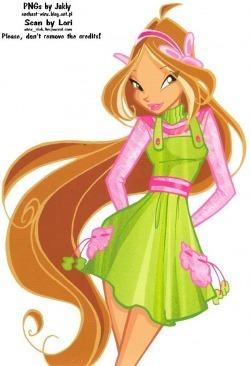 Winx Конкурс Ник, аватарки и игра для девочек