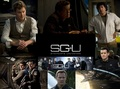 handsome men of SGU - stargate-universe photo