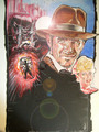 indiana jones and the temple of doom painting - indiana-jones fan art