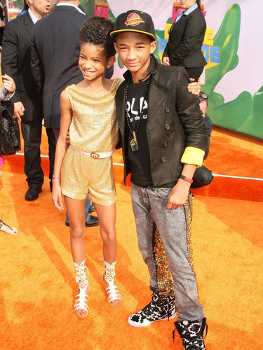 jaden and willow <3