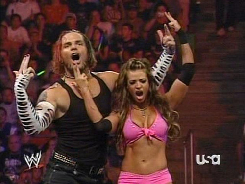 jeff hardy and candice michelle